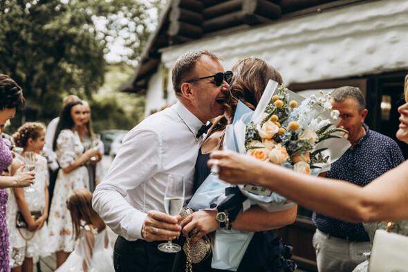 Свадебный репортаж - фото №14