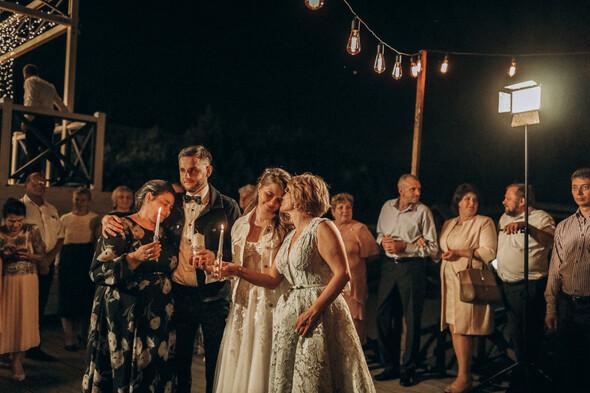 Свадебный репортаж - фото №207