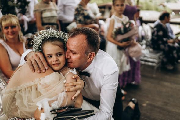 Свадебный репортаж - фото №35