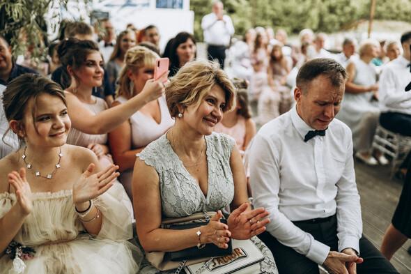 Свадебный репортаж - фото №25