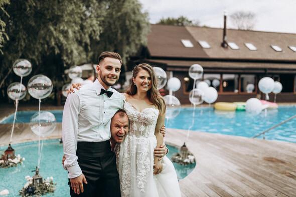 Свадебный репортаж - фото №90