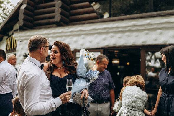 Свадебный репортаж - фото №13