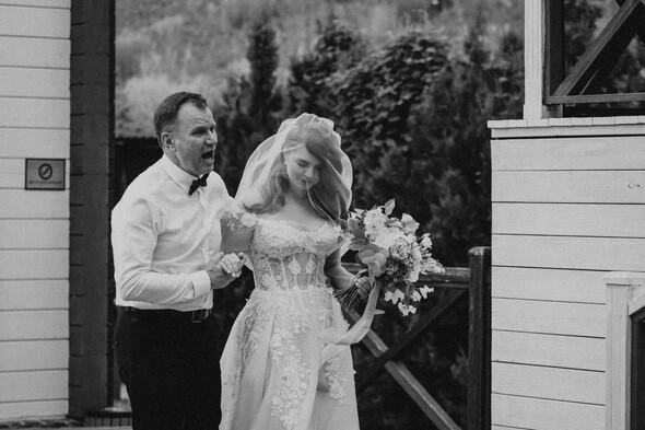Свадебный репортаж - фото №22