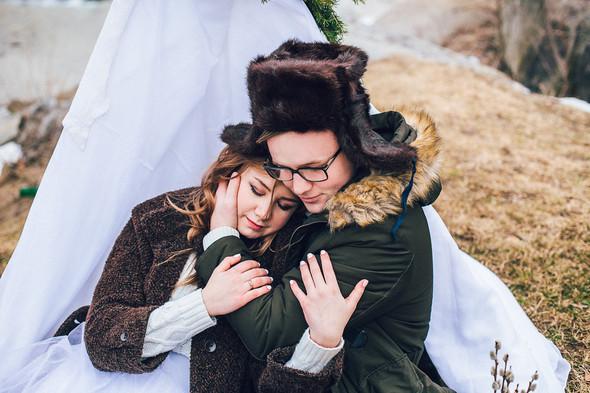 Катя и Сергей - фото №17