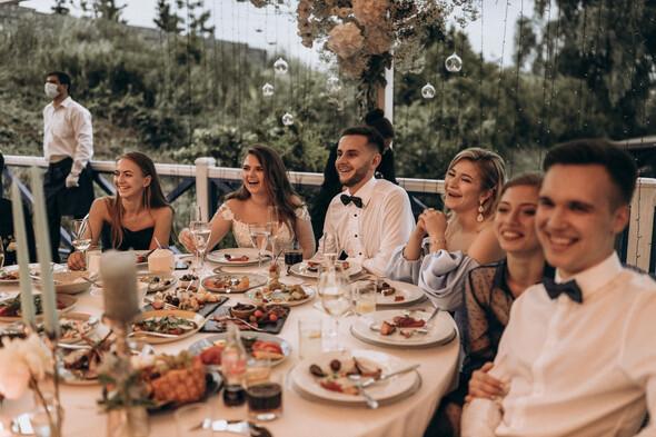 Свадебный репортаж - фото №104