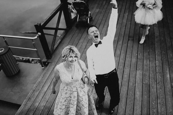 Свадебный репортаж - фото №46