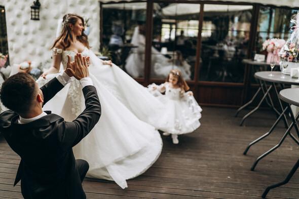 Свадебный репортаж - фото №44