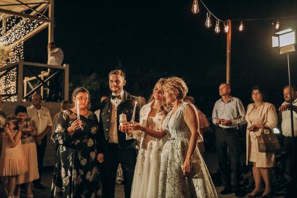 Свадебный репортаж - фото №206