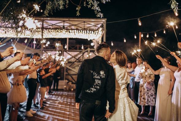 Свадебный репортаж - фото №177