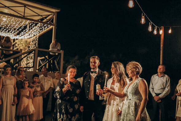Свадебный репортаж - фото №205