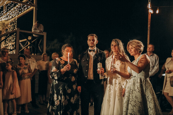 Свадебный репортаж - фото №204