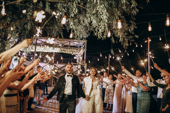 Свадебный репортаж - фото №180