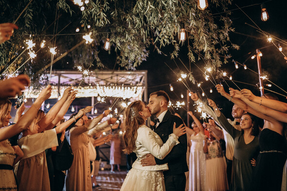 Свадебный репортаж - фото №183
