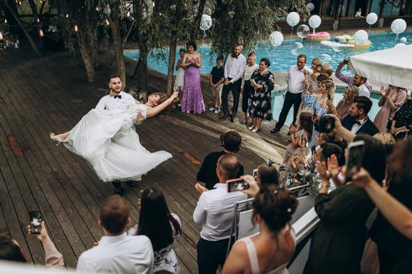 Свадебный репортаж - фото №96