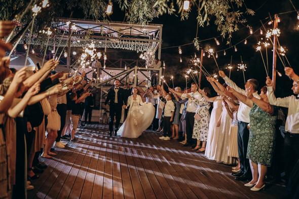 Свадебный репортаж - фото №175