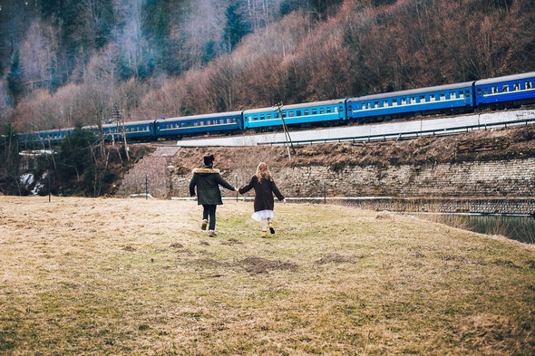 Катя и Сергей - фото №19