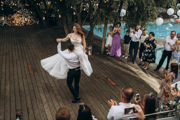 Свадебный репортаж - фото №95