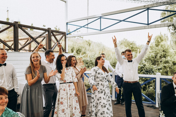 Свадебный репортаж - фото №62