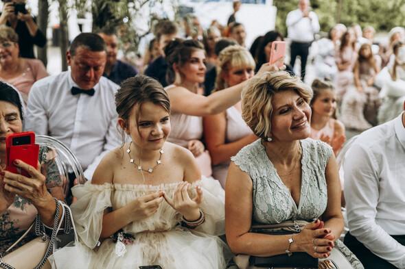 Свадебный репортаж - фото №26