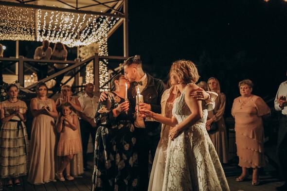 Свадебный репортаж - фото №210