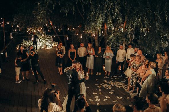 Свадебный репортаж - фото №217