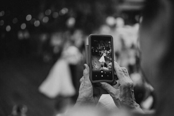 Свадебный репортаж - фото №98