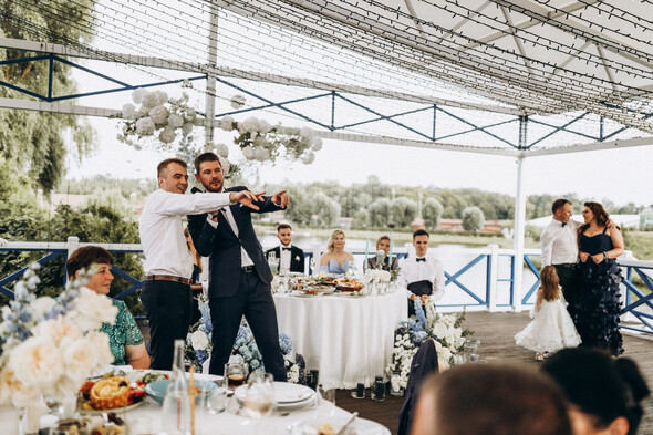 Свадебный репортаж - фото №59