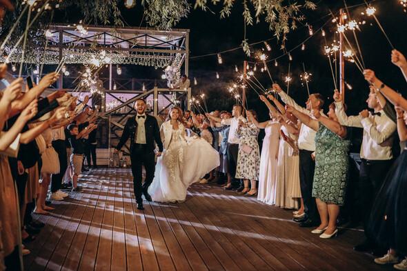 Свадебный репортаж - фото №176