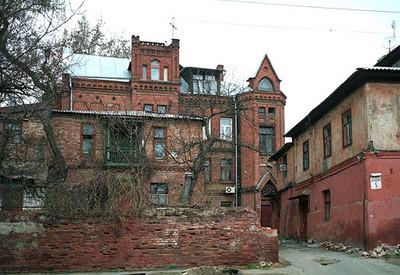 Улица Воробьёва - портфолио 1