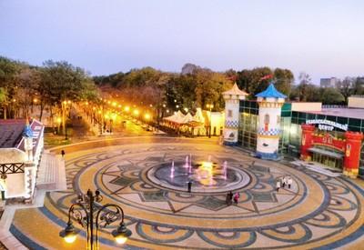 Центральный парк культуры и отдыха им. М. Горького - фото 1