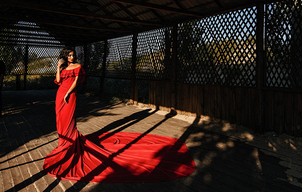 Red & Black - фото №8