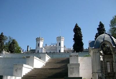 Дворцовый комплекс в Шаровке - фото 3