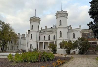 Дворцовый комплекс в Шаровке - портфолио 6