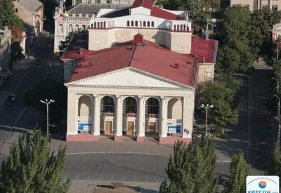 Областной академический музыкально-драматический  театр им. М.Кулиша - портфолио 5
