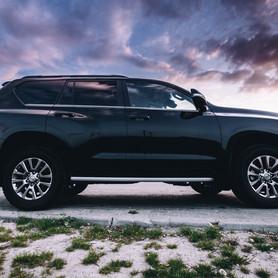 Toyota Prado - авто на свадьбу в Виннице - портфолио 6