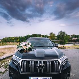 Toyota Prado - авто на свадьбу в Виннице - портфолио 2