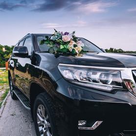 Toyota Prado - авто на свадьбу в Виннице - портфолио 5