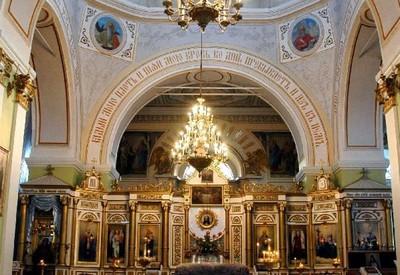 Свято-Екатерининский собор - фото 2