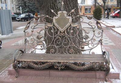 Аллея влюбленных - место для фотосессии в Хмельницком - портфолио 4