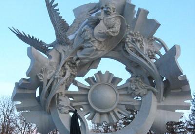 """Памятник """"Вера. Надежда. Любовь"""" - фото 3"""