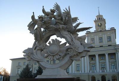 """Памятник """"Вера. Надежда. Любовь"""" - портфолио 5"""