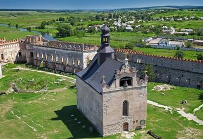 Меджибожский замок - фото 3