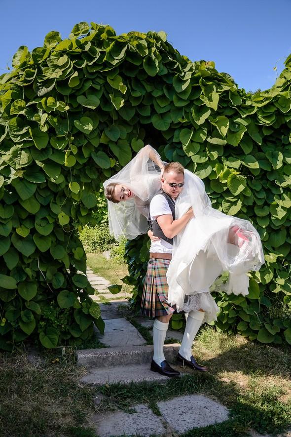 Инна и Алексей - фото №36