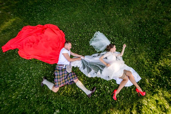 Инна и Алексей - фото №105