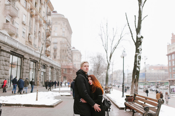 Love Story Валерия и Богдан - фото №13