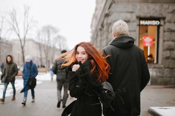 Love Story Валерия и Богдан - фото №8