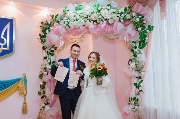 Юлечка и Андрей - фото №42