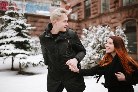 Love Story Валерия и Богдан - фото №6