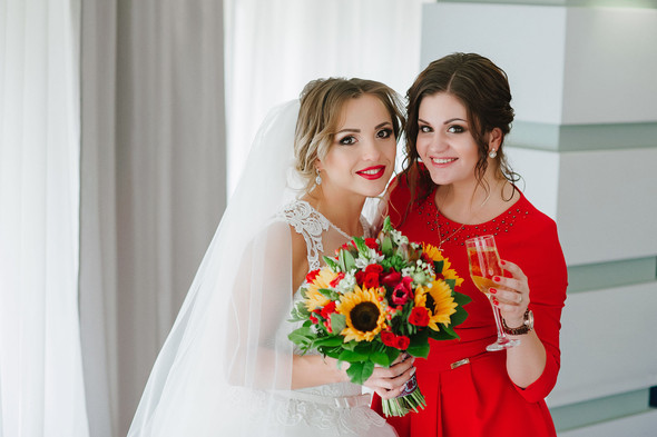 Юлечка и Андрей - фото №24