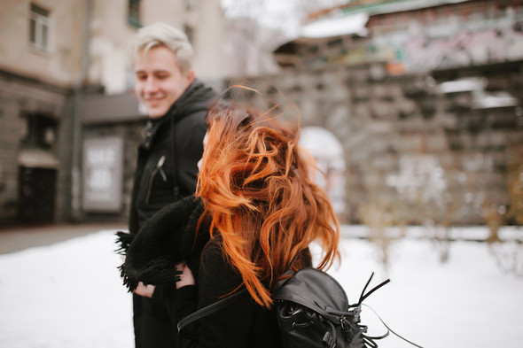 Love Story Валерия и Богдан - фото №7